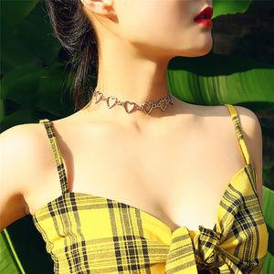 💖  Heart Choker Necklace  💖